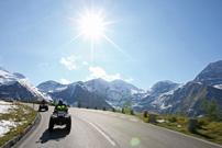 Großglockner-Ausfahrt 2013: die 7. Quadomania dürfte eine Traumveranstaltung werden
