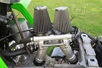 Rabenbauer Kawasaki KFX 840: Luftfilter
