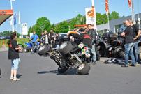 Quadfreunde Windeck, Wette & Spendenaktion 2012: Stunts und 634,27 Euro für die Kinderhilfe in Sankt Augustin