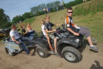 Mudfest 2013: familienfreundliches Rahmenprogramm