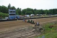 Mudfest 2013, Parallel Race: Antritt im K.O.-System