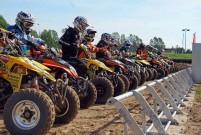 Mudfest, MotoCross-Rennen: neue Startanlage