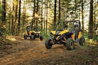 Can-Am Experience Tour: Testfahrten mit Can-Am-ATVs und -Side-by-Sides an drei Stationen in Deutschland