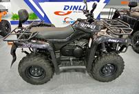 Dinli: 565 Centhor 4x4, Modell 2013