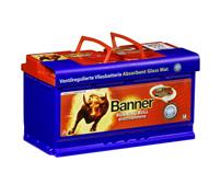 Banner Batterien: RunningBull AGM