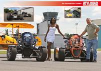 ATV&QUAD Magazin 2013/01-02, Seite 42-43, Poster GG Quadster Turbo: Nicht von dieser Erde
