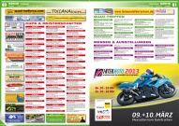 ATV&QUAD Magazin 2013/01-02, Seite 80-81, Termine: Cups & Meisterschaften; Quad-Treffen; Messen & Ausstellungen