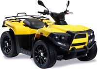 Cectek Quadrift T6, Modell 2013