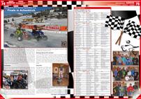 ATV&QUAD Magazin 2013/03-04, Seite 74-75, Szene Rennsport, Int. Quad & ATV Schnee SpeedWay Cup: Finale in Achenkirch