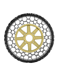 Polaris: Non Pneumatic Tires (NPT)