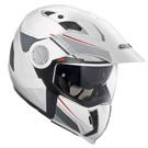 GIVI, Modular-Helm HPS X.01 Tourer: Homologation als Integral- und Jethelm, brauchbar auch zum Quadfahren