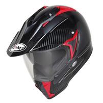 Parthen PowerSports: neuer, leichter Enduro-Helm 'MX Tourer' von Suomy für 429 Euro
