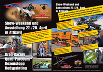 SL Motorbike: Show-Weekend am 27./28. April 2013