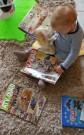 Stefan Horstmann: sein Nachwuchs-Pilot bevorzugt mit ATV&QUAD Magazin