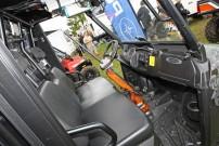 Abenteuer & Allrad 2013, Polaris Jagd-Ranger: Wumme zur Hand
