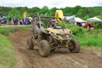Abenteuer & Allrad 2013, Can-Am Maverick: punktet als Offroad-Taxi mit Max Freund