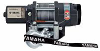 Yamaha Sommer-Aktion 2013: beim Kauf ausgewählter 2012er Grizzly-Modelle gibt´s eine Seilwinde geschenkt