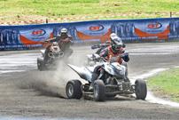 ADAC DMV Quad Challenge 2014: Drei Trainings und acht Rennen stehen den Drift-Piloten in der kommenden Saison zur Verfügung
