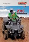 Dinli ATVs und Quads 2013: Update-Prospekt