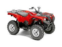 Yamaha Grizzly 700 EPS WTHC, Modell 2014: stärker, handlicher, sparsamer und umweltfreundlicher