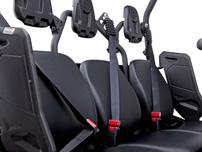 Yamaha Viking: Komfort und Sicherheit für 3 Personen