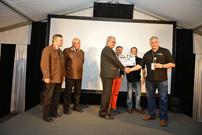 Can-Am Spyder Challenge 2013: 4.000 Euro Spende an die Gemeinde Altmünster