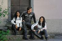 ATV und Quad Bekleidung von iXS Motorcycle Fashion: Damen-Jacke Amira & Sommer-Handschuh Talura