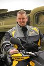 Chris Sachse: wird als Can-Am Markenbotschafter eine Saison lang seine Can-Am Outlander 1000 MAX XT-P auf Veranstaltungen präsentieren