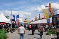 10. Touratech Travel-Event vom 14. bis 16. Juni 2013 in Niedereschach: 50 Aussteller und mehr als 10.000 Besucher