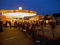Trike Festival TMT 2013: Party in einer der ersten lauen Sommernächte des Jahres