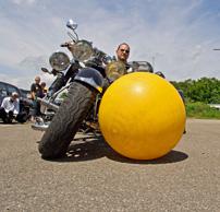 Trike Festival TMT 2013: Wettbewerb 'Schlag den Achim'