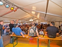 Trike Festival TMT 2013: Prämierungen im Festzelt