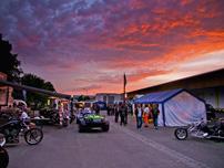 Trike Festival TMT 2013: Glück mit dem Wetter an einem der ersten lauen Sommer-Wochenenden des Jahres
