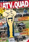 ATV&QUAD Magazin 2013/07-08, Titel