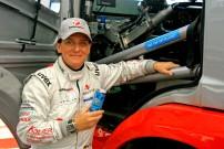 Ellen Lohr startet auf Polaris beim 24-Stunden-Rennen der GORM am 2./3. August im MSZ Jänschwalde