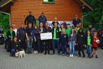 Arche Quad Tour 2013: Benefiztour zu 10 Standorten des Kinder- und Jugendwerks die Arche
