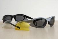 Mit herausnehmbaren Innenrahmen für optische Gläser: Sonnenbrillen für Brillenträger von Schuurman