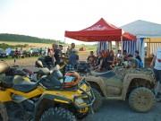 1. Mitteldeutsches Quadtreffen 2014: ATV- und Quad-Piloten mit Fahrzeugen aller Marken willkommen