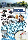 Roel Trikes und Quads: Oktoberfest 2013 in Pfaffenhofen am 28. September