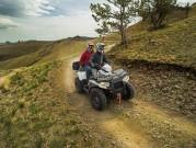 Polaris Sportsman 570, neues Einstiegs ATV zum Kampfpreis: Touring-Model in weiß