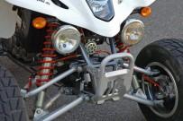 Melvin: 17 Stahlflex Bremsleitungen mit ABE für Quads im Programm