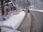 Eisbär Rallye 2013: Gerry Mayrs traditionelle Winter-Tour für Bikes, Roller und Quads durch das verschneite Konstanzer Hinterland