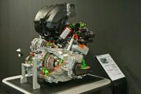 EICMA 2013, Can-Am / BRP Powertrain, 1.340-Kubik-Motor der Can-Am Spyder RT, Modell 2014