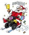 Fröhliche Weihnachten und einen guten Rutsch ins Jahr 2015 wünscht das Team von ATV&QUAD