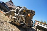 Angriff auf Can-Am: CF Moto tritt bei Jag den Wolf 2014 an zum Kampf um Marken-Image