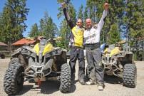 Jag den Wolf 2014: Preise im Wert von 1.000 Euro für die Sieger in allen Klassen, die auf einer CF Moto antreten