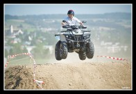 Access Vertrieb: Mit einem 700-Kubik ATV startet der taiwanesische Hersteller in Deutschland am 1. Februar erstmals unter eigenem Markennamen; Bild: ATV Funware