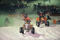 SnowSpeedHill Race 2014: mit der endgültigen Absage endet die Geschichte des spektakulären Pistenrennens mit Motorrädern, Quads und Snowmobiles beim Skilift in Eberschwang