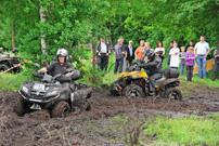 Quadclub Oste Hamme: veranstaltet die Oste Hamme Tour 3.0 am 28. Juni 2014 mit Ausfahrt, Schlammloch und Klönschnack