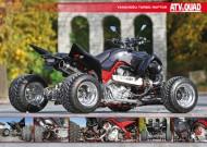 ATV&QUAD Magazin 2014/01-02, Seite 50-51; Tuning, Yakahosu Turbo Raptor: Poster